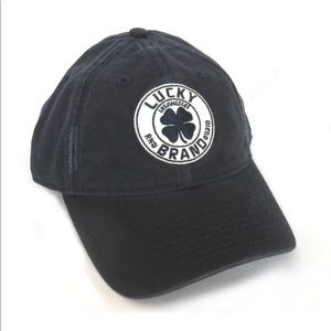 Lucky Brand Los Angeles Navy Hat